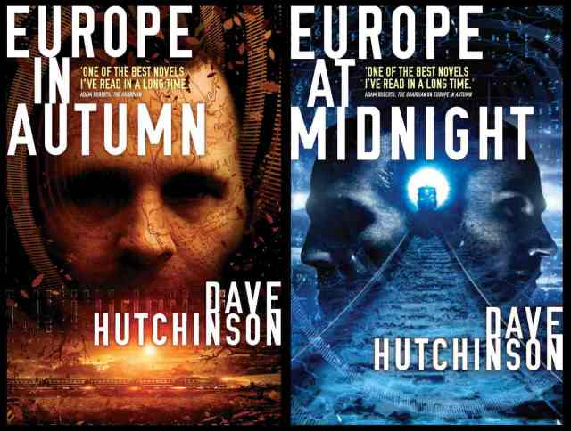 Fractured Europe Sequence Covers