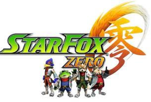 star fox zero logo feature