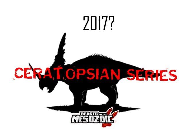 Do I dare dream of a Triceratops? I dare (Image by David Silvas)