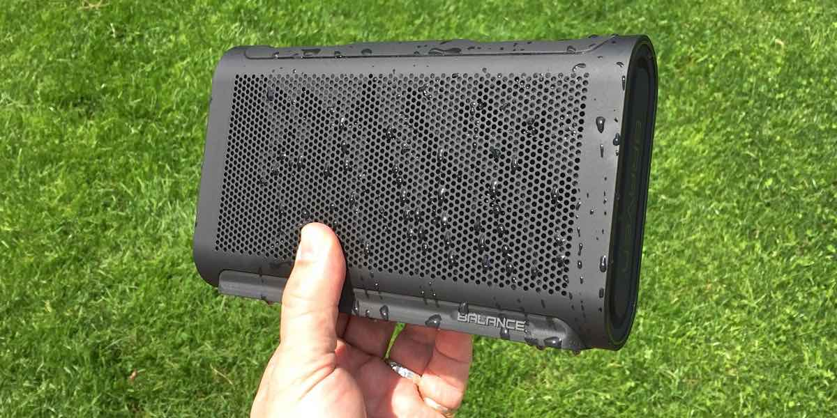 Braven Balance waterproof Bluetooth speaker