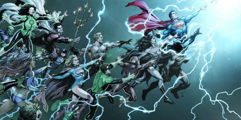 The DC Universe: 'Rebirth #1'- Two Endings and a Beginning