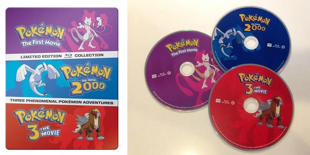 Pokemon-Movies1Thru3-Steelbook - Copy