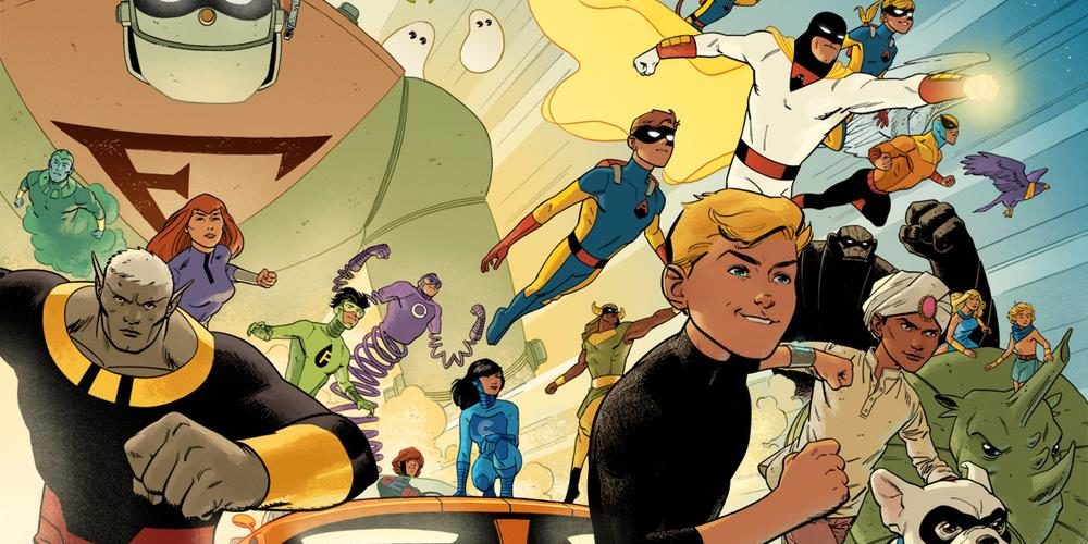 'Future Quest #1': Enough With the Dead Moms