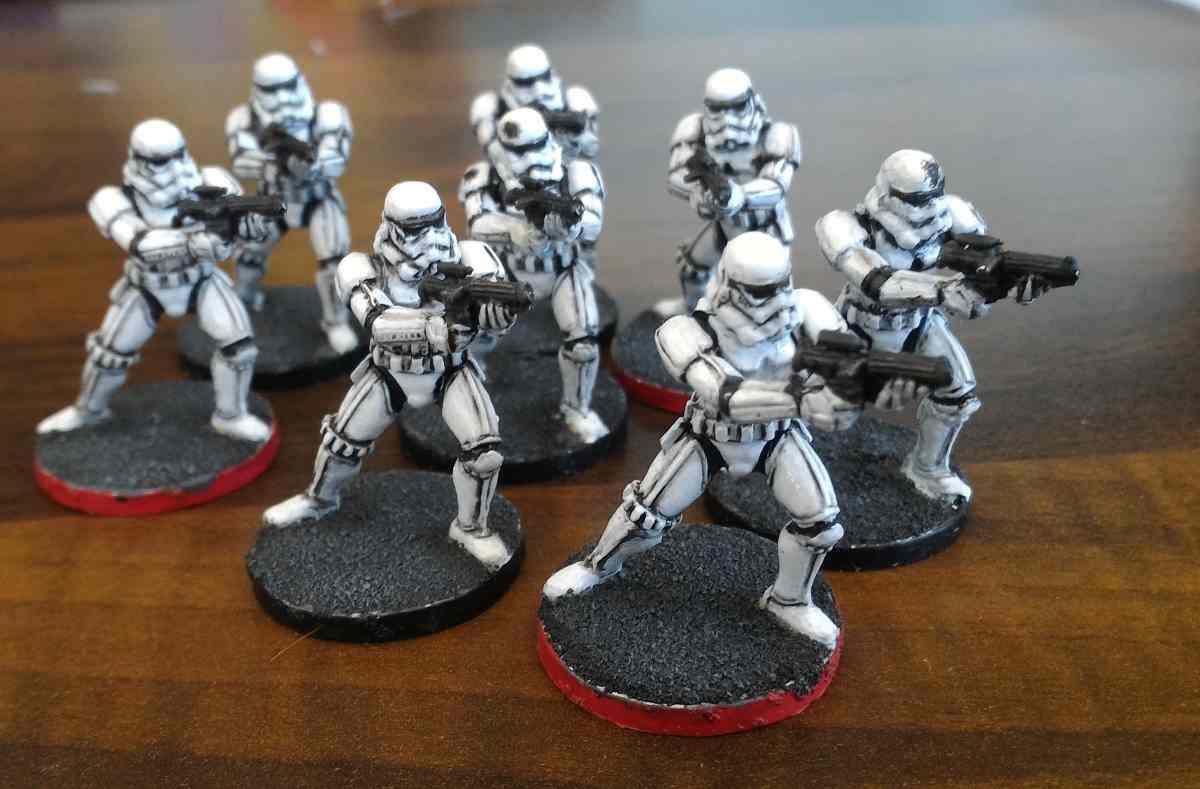 Stormtrooper Minis