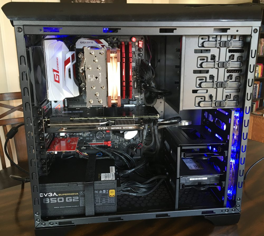 Building a PC for Oculus Rift and HTC Vive - GeekDad
