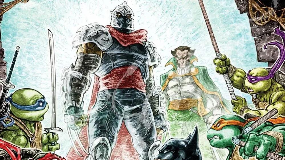 Image via IDW & DC Comics