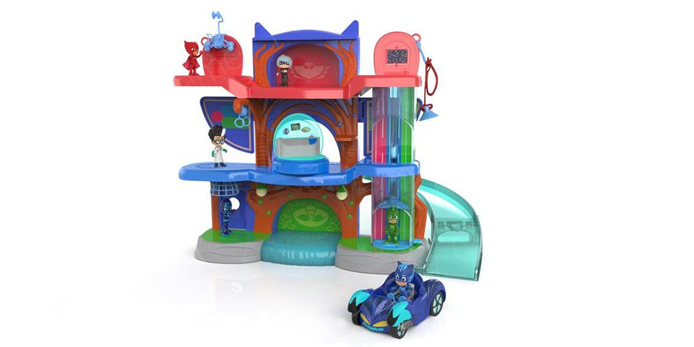 'PJ Masks' Headquarters Playset Revealed