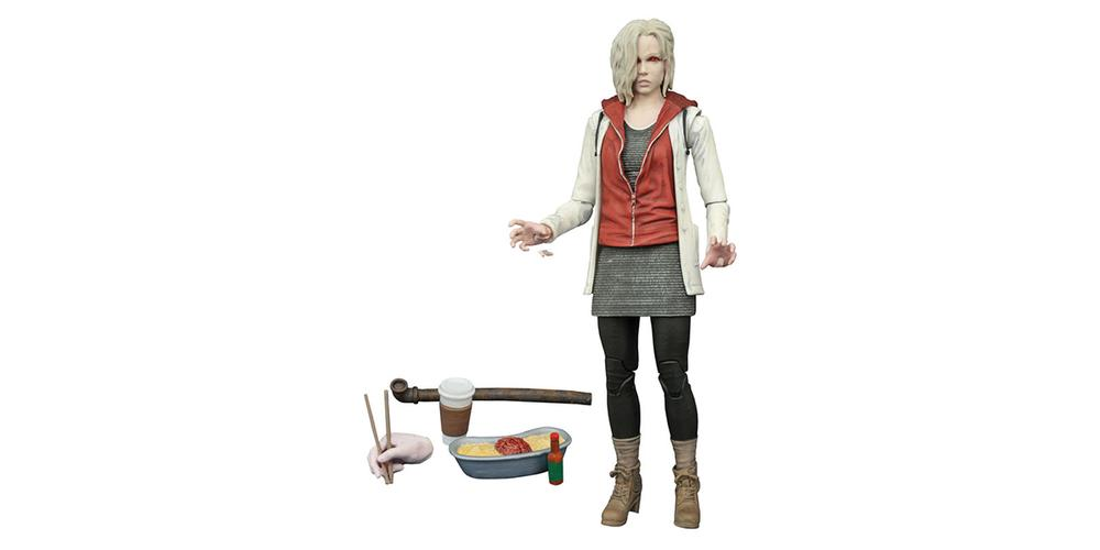 I Couldn't Review Diamond Select's Latest 'iZombie' Toy