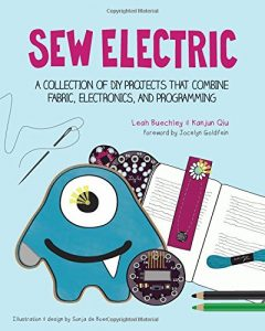 'Sew Electric' Cover from Amazon.com