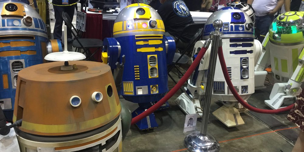 MegaCon: Where Even the Droids Cosplay