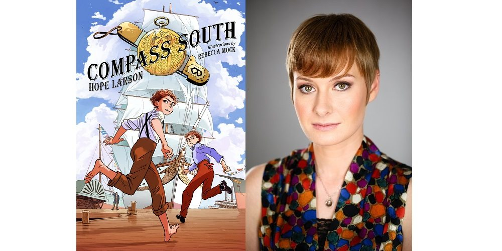 GeekDad Charts a Course With Hope Larson and 'Compass South'