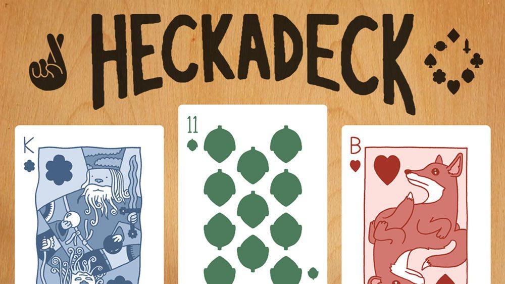 Heckadeck