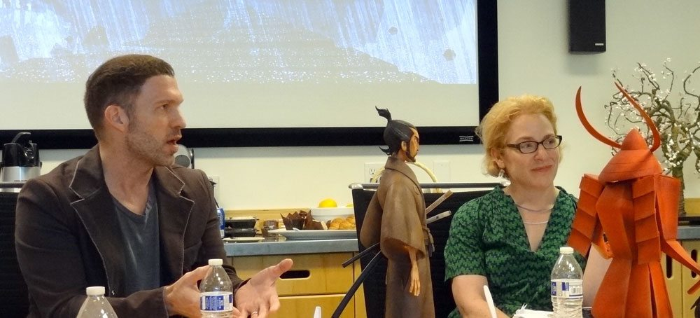 Laika: Travis Knight, Ariane Sutner