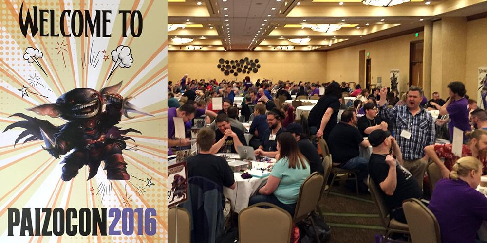 I'll Never Forget PaizoCon 2016
