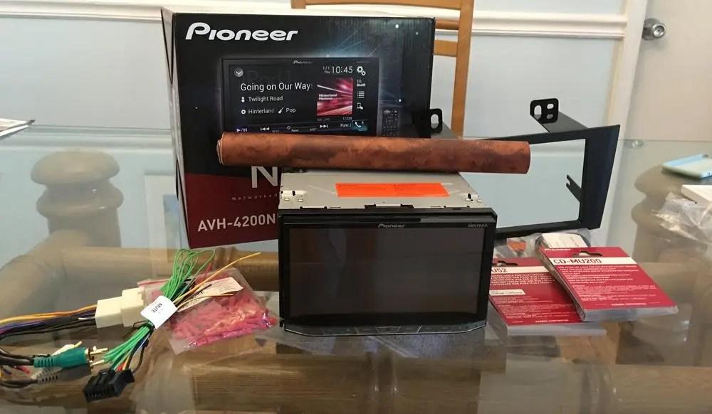 Pioneer 4200NEX Parts