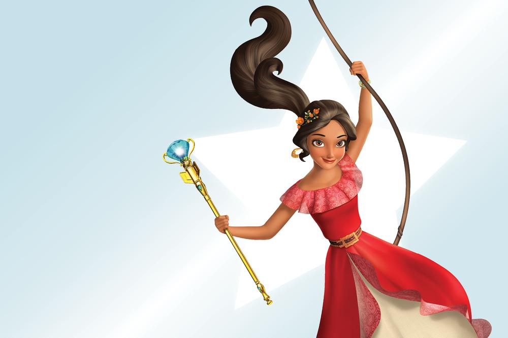 'Elena of Avalor' Interview and Preview: Part One, Aimee Carreo