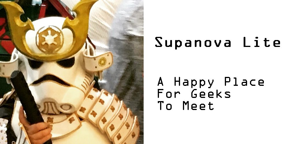 A Happy Place For Geeks To Meet