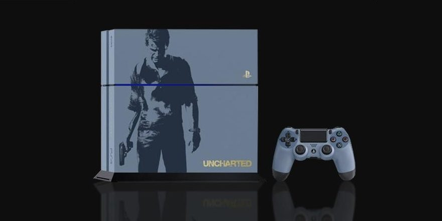 The Playstation 4 and Uncharted 4 Giveaway2