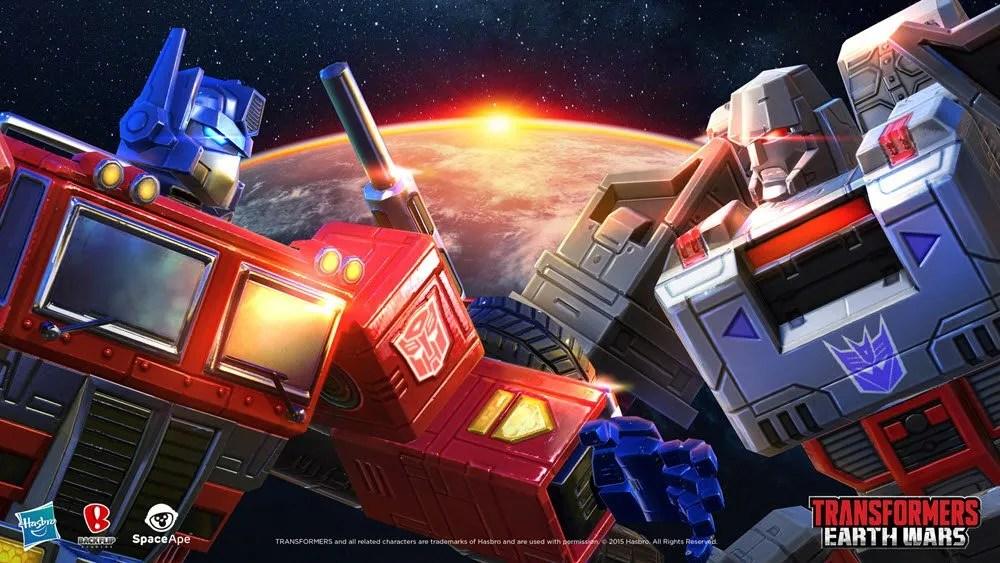Transformers: Earth Wars Leaders