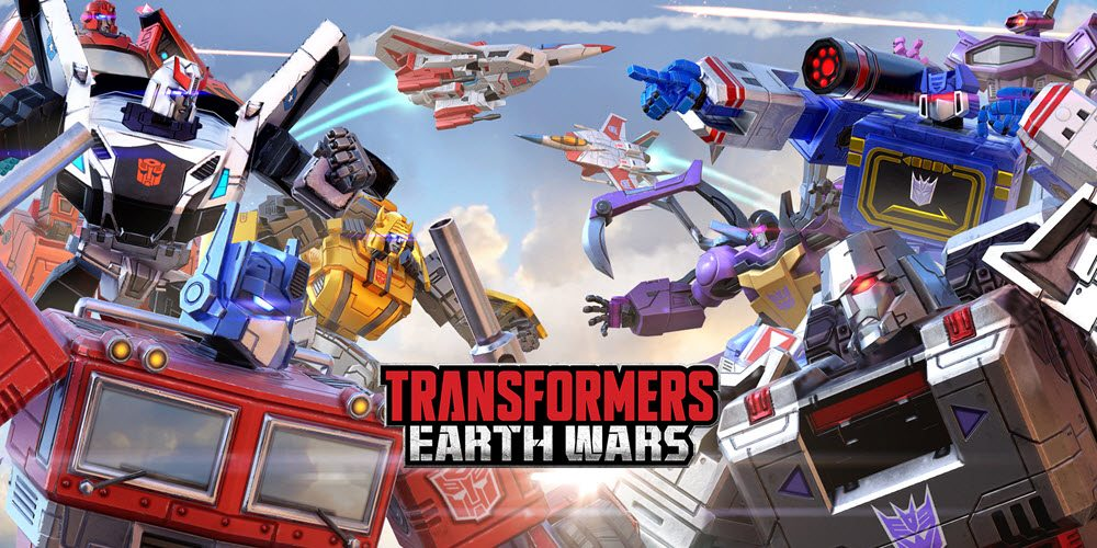 'Transformers: Earth Wars' First Impressions