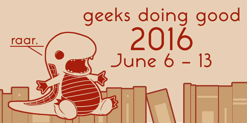 Make a Difference with Geeks Doing Good 2016