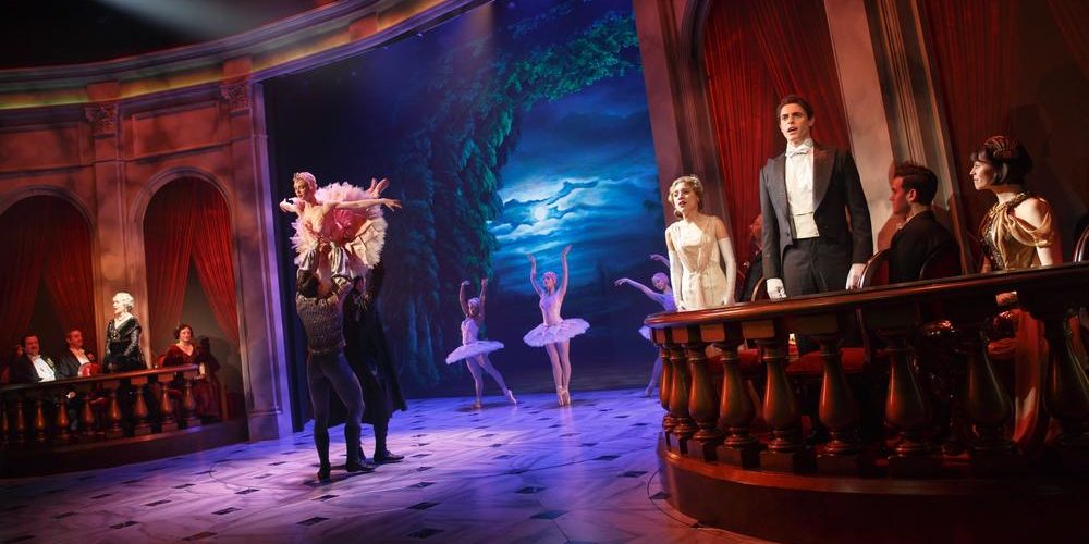 Russian History Takes Center Stage in 'Anastasia'