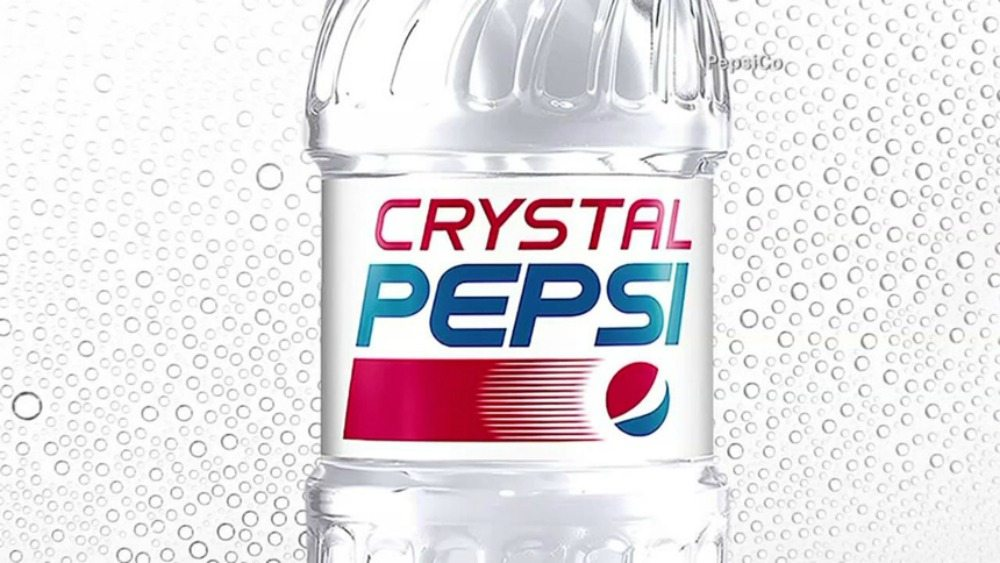 The Future Is Clear, Crystal Pepsi to Return to Store Shelves