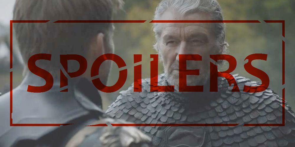 Game of Thrones Fantasy League Week 7 Spoilers Follow