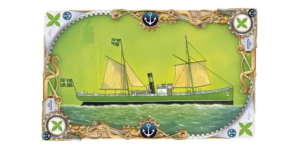shipcard