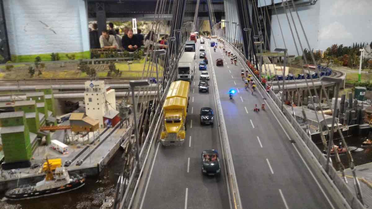 Miniatur Wunderland Bridge
