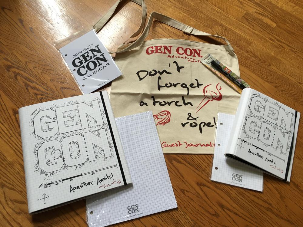 Exploring the Gen Con Gamer's Yearbook