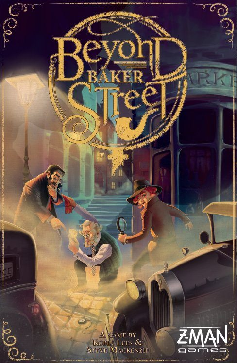 Beyond Baker Street cover
