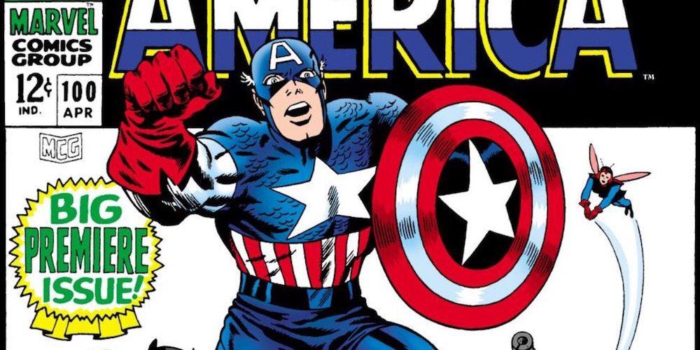 Captain America's Birthday