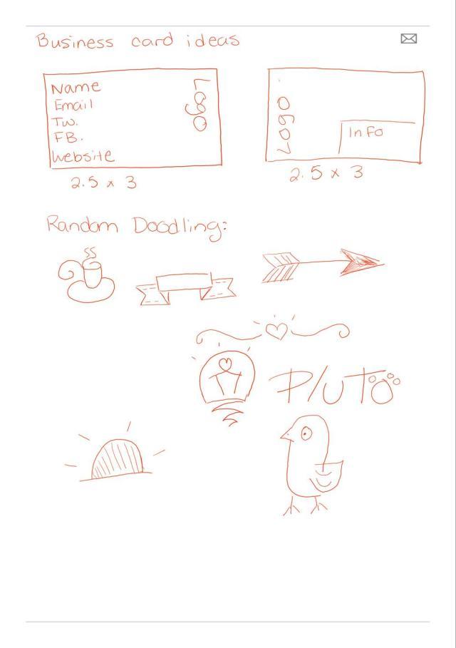 Doodling Dakster