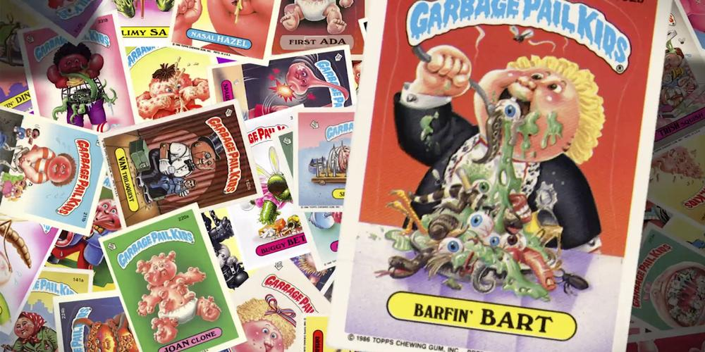 Celebrate the Garbage Pail Kids Counterculture With '30 Years of Garbage'