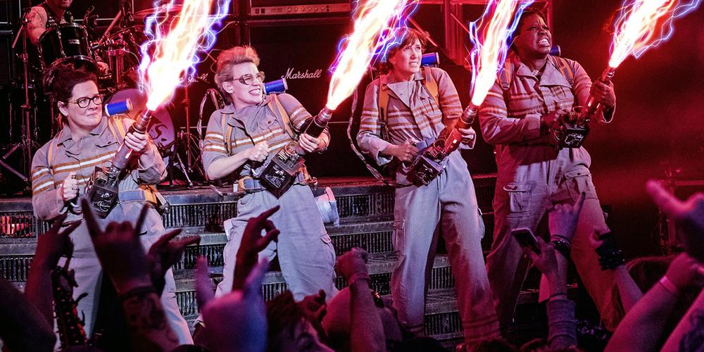 10 Things Parents Should Know About 'Ghostbusters' (2016)