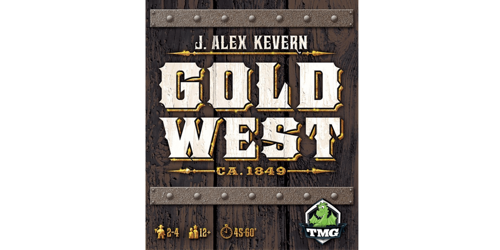 'Gold West'—Board Game Review