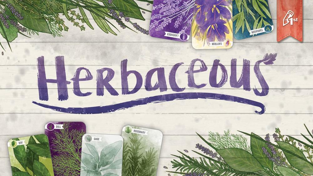 Kickstarter Tabletop Alert: 'Herbaceous'