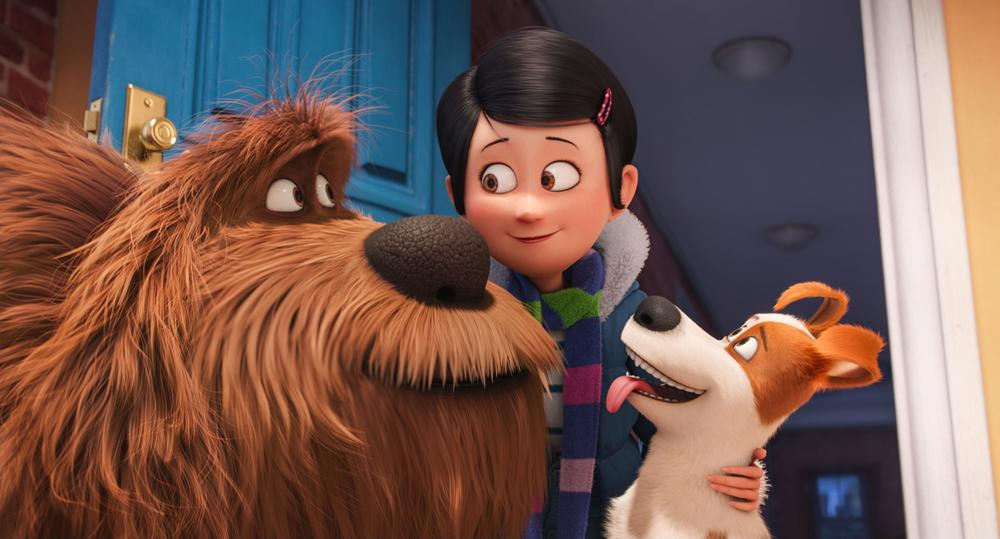 Max and Duke, 'The Secret Life of Pets'
