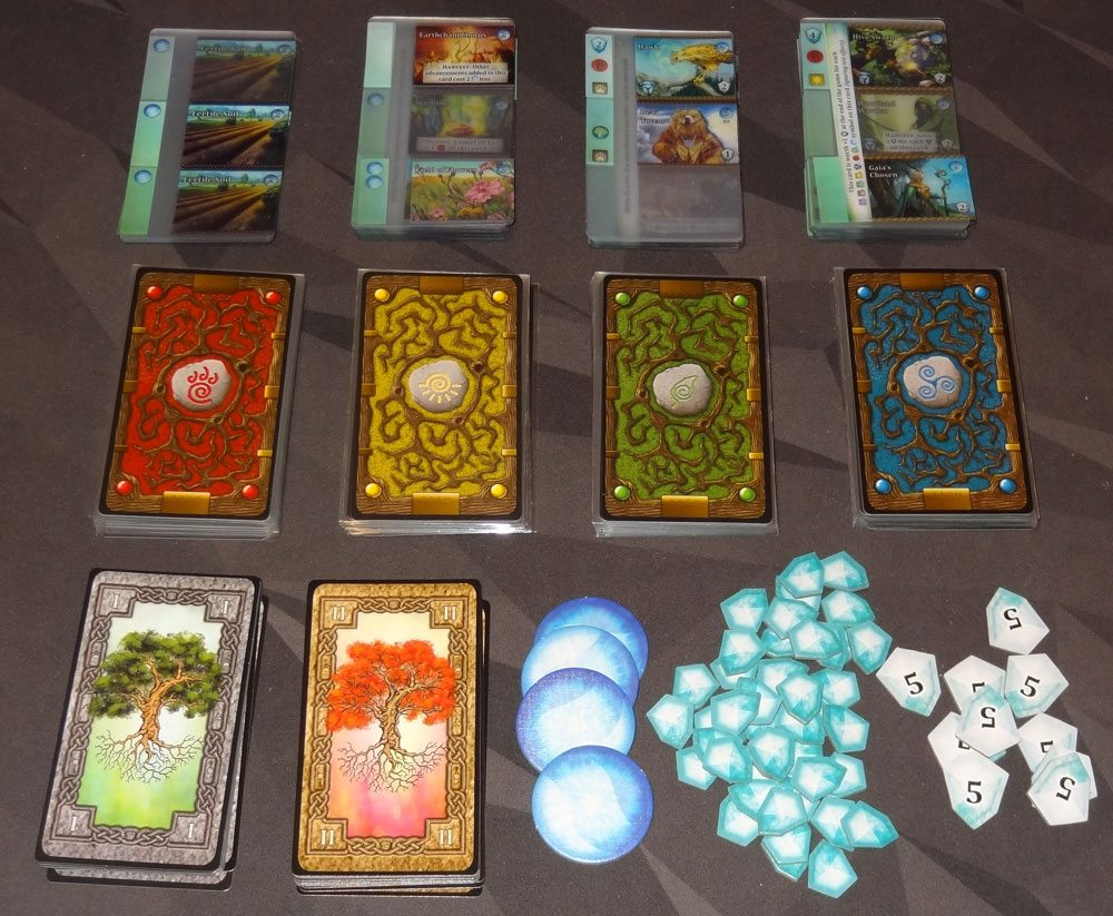 Mystic Vale components