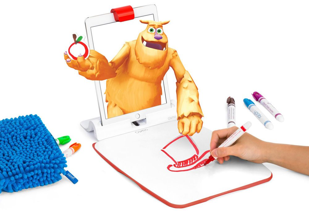 Osmo 'Monster' Brings Drawings to Life