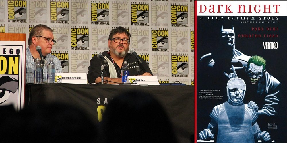 Thank You, Paul Dini – You're an Inspiration and We're Lucky to Have You