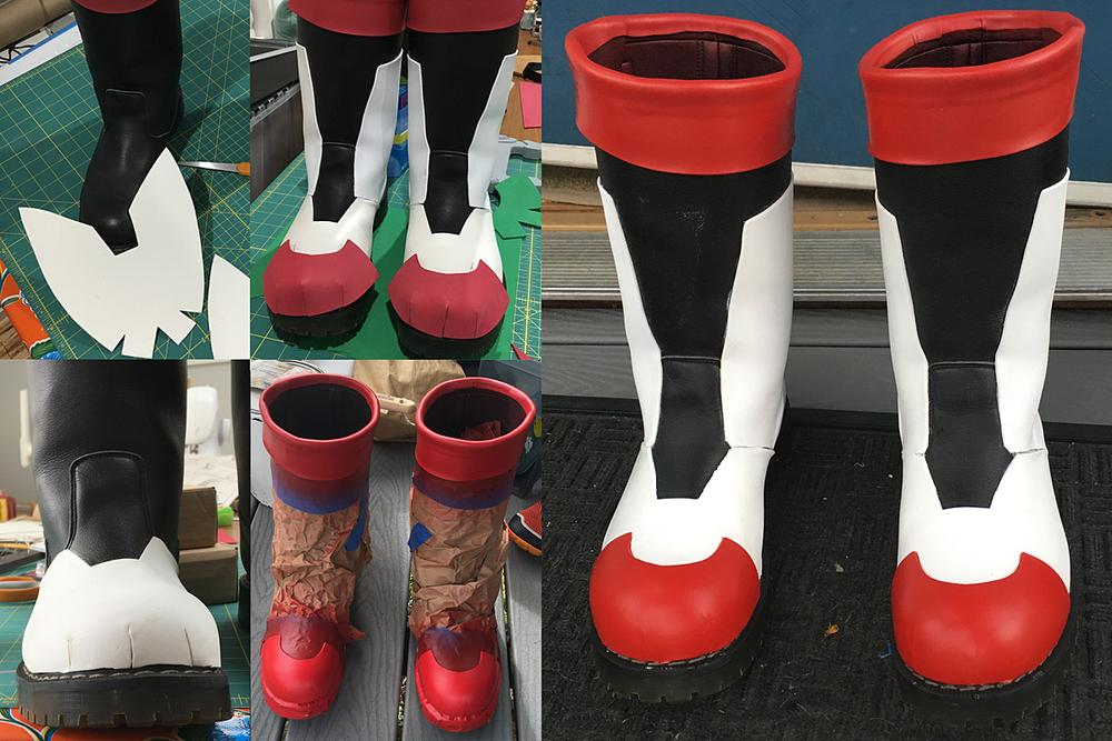 VoltronCosplay-Boots