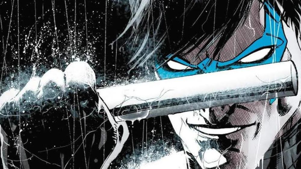 Nightwing #1 cover, image via DC Comics