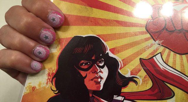 Jamberry Marvel Wraps