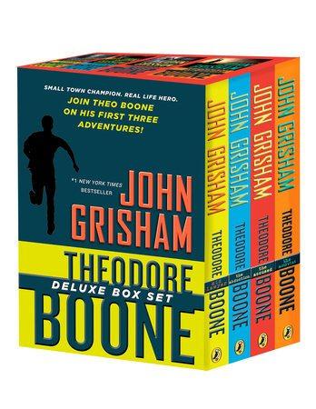 john grisham theodore boone series