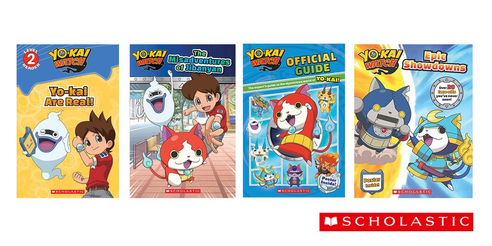 Stack Overflow: Yo-kai (Books) Are Everywhere