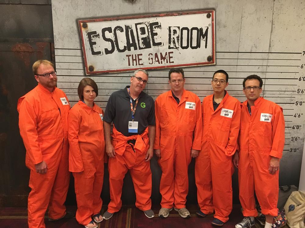 Nuclear Countdown Escape Room Part