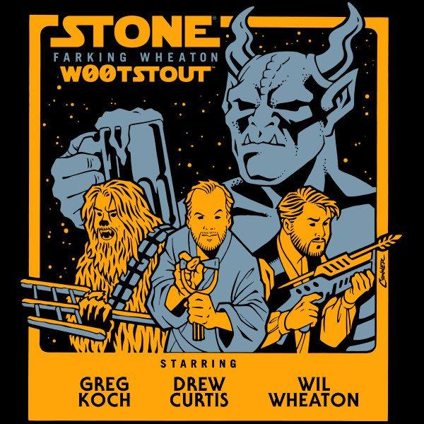 Stone w00tstout