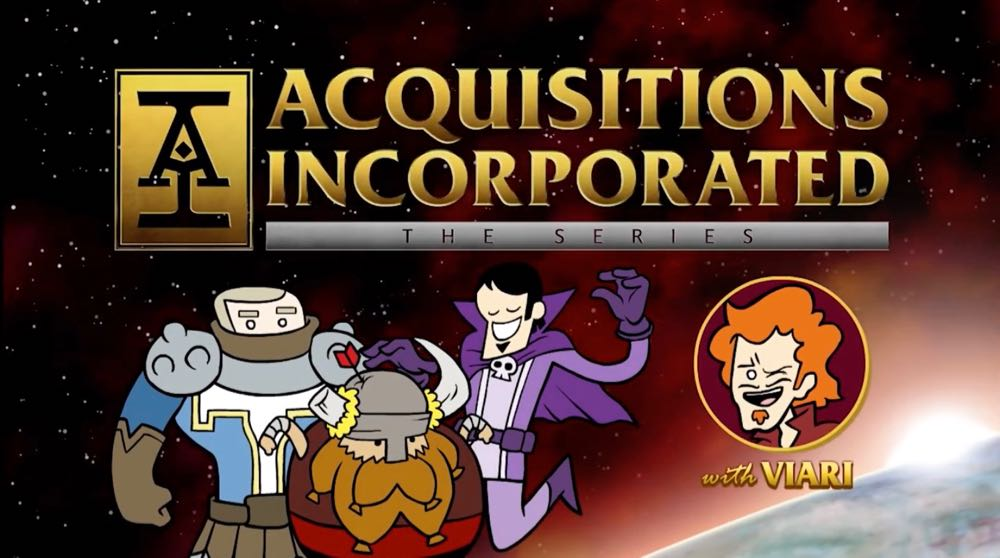 Get Ready for 'Acquisitions Incorporated the Series' Finale at PAX West